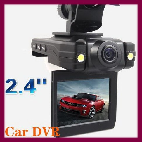 "2.4"" car dvr camera recorder mini camcorder dashboard vehicle blackbox car dvr"