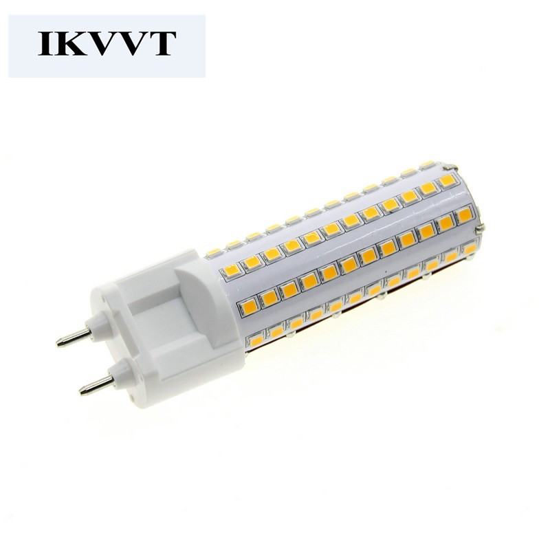 10w G12 ac85-265v LED corn bulb light 360 degree Epistar 108 SMD 2835 super bright Corn light bulbs free shipping