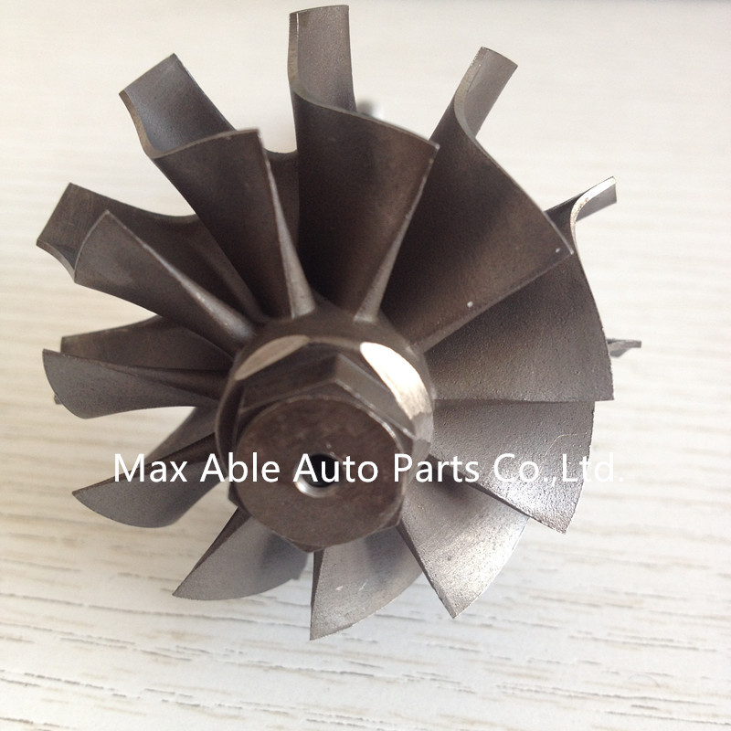 T25 T28 435922 0001 52 8x41 9mm turbo wheel turbine shaft wheel