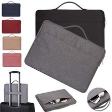KK & LL Voor Apple Macbook Air/Pro/Retina/Nieuwe Air 11 12 13 15-Laptop notebook Carrying Beschermhoes Case Bag(China)