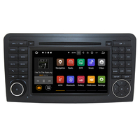 Android 7 1 2 Din 7 Inch Car DVD Player For Mercedes Benz GL ML CLASS