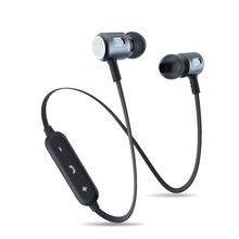 цена на Wireless Headphone Bluetooth Earphone Super Bass In-ear Bluetooth Earbuds For Mobile Phone Sports Wireless Earphones With Mic