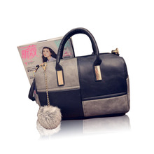 Women's Fashion Patchwork Handbags