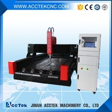 high speed cnc cutting machine for stone AKS1325 3d stone carving machine