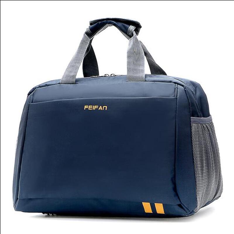 Ringed Penguin Men Travel Bags Women Travel Bag Portable Womens Hand Weekend Bag Large Capacity Traveling Bags malas de viagem
