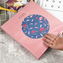 2017 new creative DIY paste type covered Gallery Polaroid album gift lovers baby