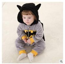 Зимой 2016 года, весной и осенью период и новый бэтмен га комбинезон одежда подняться детской одежды детей одежда