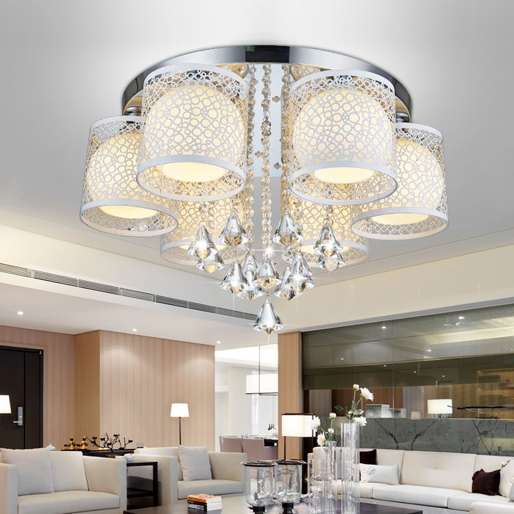 Modern glass ball diamond crystal E27 bulb ceiling light fixture home deco dining room chrome iron colorful LED ceiling lamp fashion led bulb glass ball pendant chandelier colorful diy art colorful ball ceiling lamp lantern fixture
