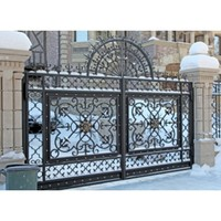 Iron Gates Models Indoor Iron Gates Rod Iron Gates