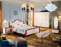 2019 Cabecero Cama No Soft Bed Muebles Para Casa Modern Bedroom Furniture New King Wood Arrive Promotion Hot Sale Wooden Beds