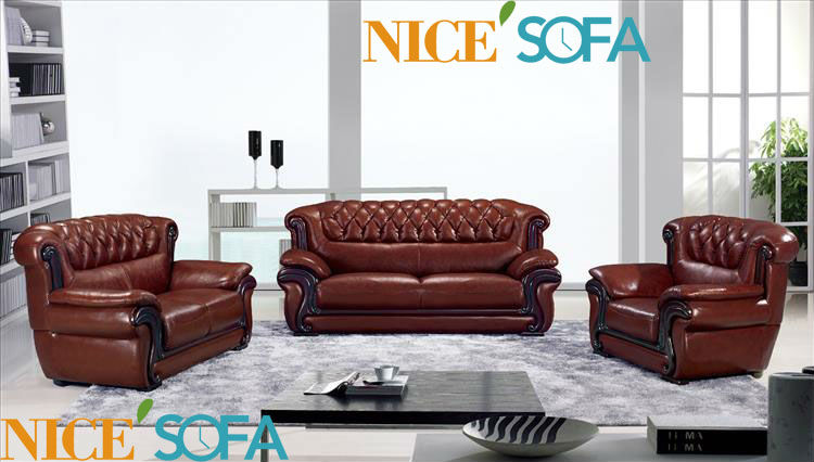 Online Sofa Set In Dubai Togo Brown Leather Classical New Design Furniture A707 Living Room Sofas From On Aliexpress Com Alibaba Group