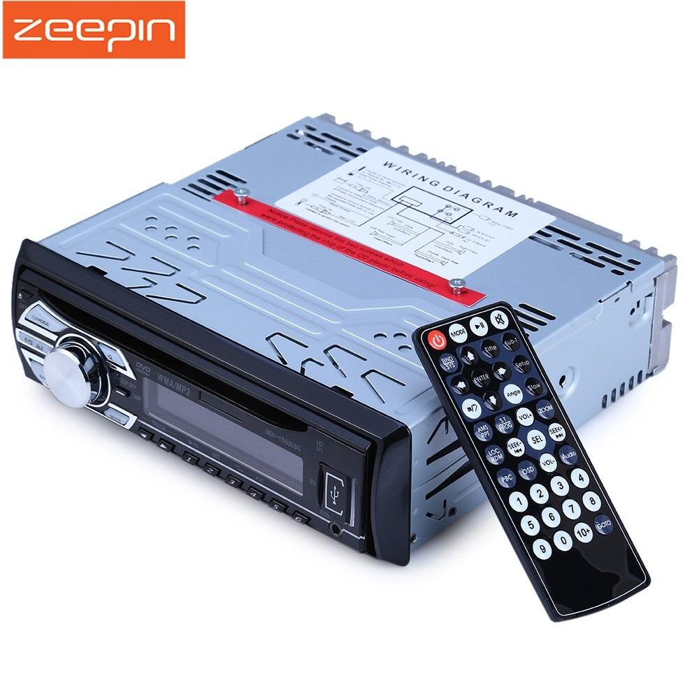 medium resolution of 1563u fm autoradio 12v car radio stereo mp3 player lcd digital display support sd aux usb