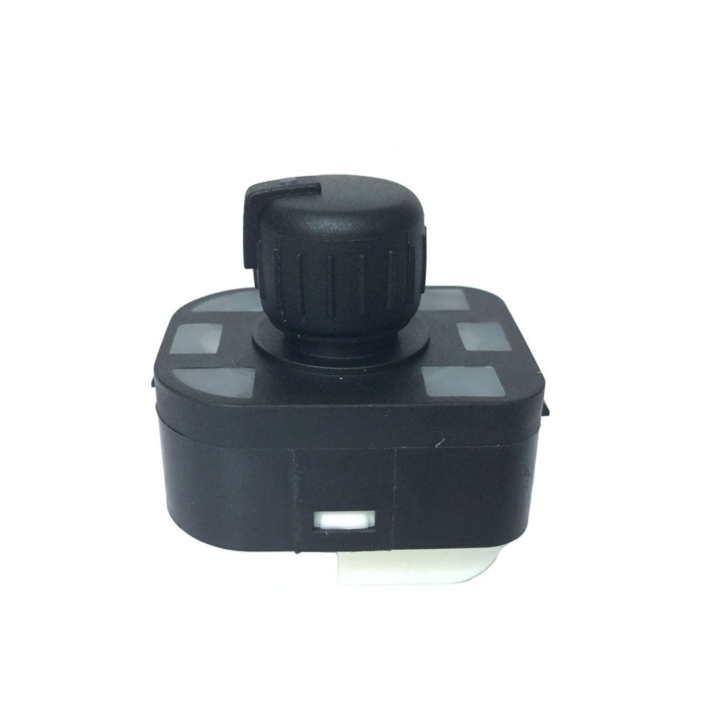8E0 959 565A Electric Mirror Adjust Switch Knob without Folding For AUDI A3 A4 S4 B6 B7 A6 S6 C6 TT 8E0959565A 8E0 959 565 A