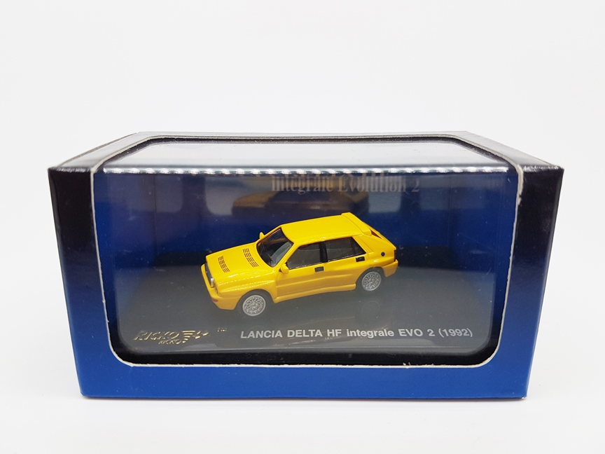 Ricko 1: 87 Lancia Delta HF Integrale EVO 2 (1992) d'occasion  Livré partout en France