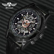 WINNER Official Luxury Brand Military Sports Automatic Watch
