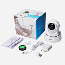 INQMEGA 720P Security baby monitor IP Camera WiFi Home