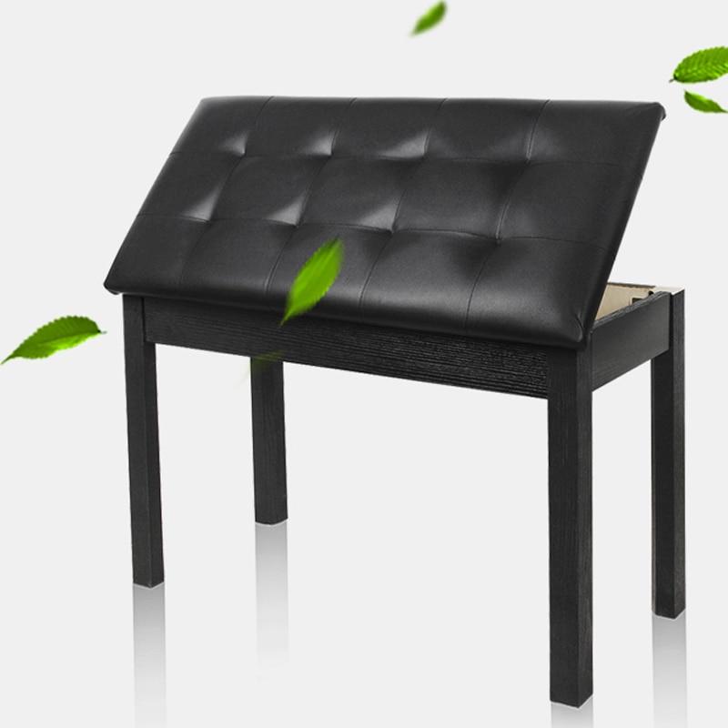 Kayu Solid Tebal Piano Tuner Single Berlatih Piano Bench Double Keyboard Lift Kursi Adjustable Anak Dengan Pesan Kotak Aliexpress