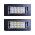 2PC High Power LED Number License Plate Light For BMW E82 E88 E90 E91 E92 E93 E39 E60 M5 E70 X5 E71 X6 F10 F30 F25 #9251