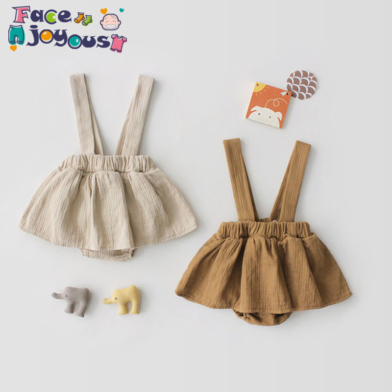 Baby Girl   Romper   Spring Autumn Newborn Baby Girls Clothes Jumpsuit Infant Kids Girls Overalls Outwear Baby   Rompers   Aged 6M-3T