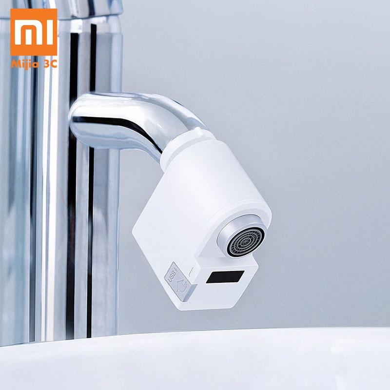 Xiaomi Faucet Infrared Sensor Water Saving Device Energy Saving Overflow Faucet Sensor Water Saving Device Smart Home Kitchen