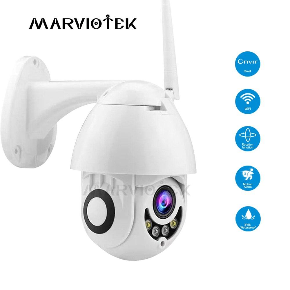 Cámara WIFI IP cámara CCTV Exterior 1080 p Mini domo de velocidad cámaras de seguridad para el hogar PTZ Exterior IR Video Surveilance P2P ipcam WIFI-in Cámaras de vigilancia from Seguridad y protección on AliExpress - 11.11_Double 11_Singles' Day 1