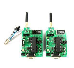 Based AVR / Wireless Development Board / NRF905 / CC1100 / Si4432 etc / This price does not include the module
