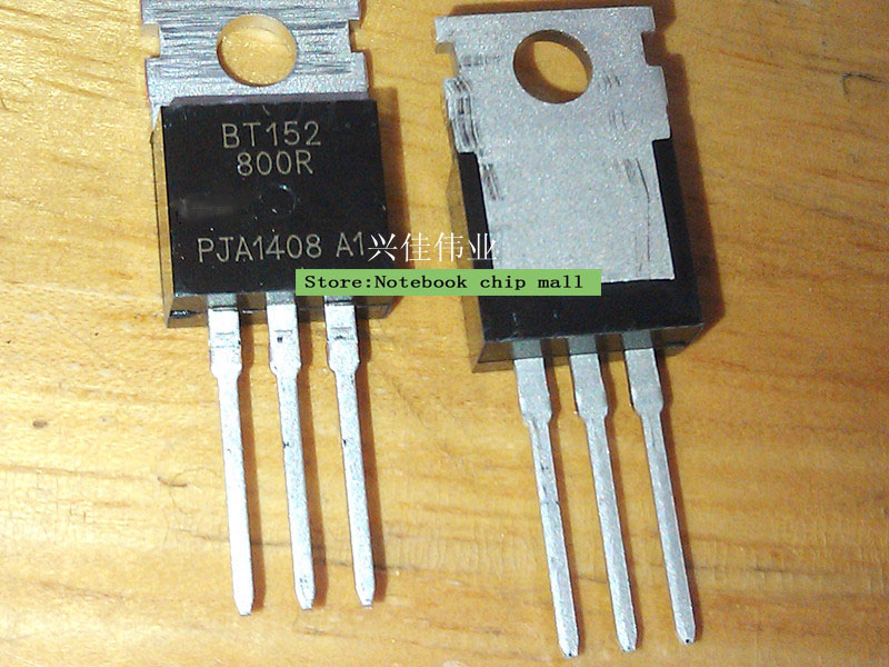 Free shipping 10pcs/lot BT152-800R SCR 800V / 20A TO-220 Irons new original