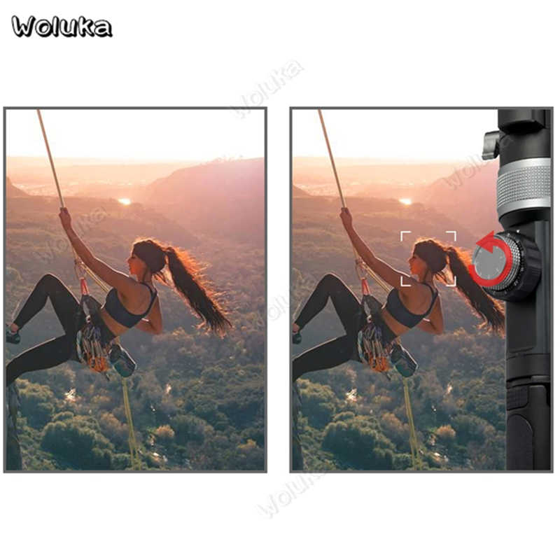 Estabilizador de cámara portátil Vlog Gimbal DSLR soporte de cámara D3 Gopro Gimbal 3 ejes batería antivibración móvil Steadicam CD50 t10