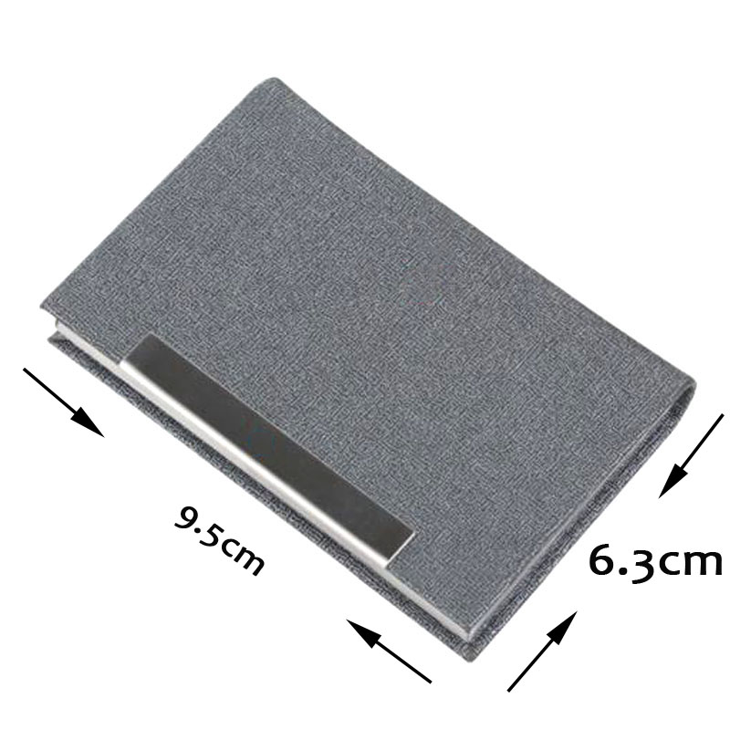 Itapkris Aluminum Credit Card Case Covers Man Slim Business Card ...