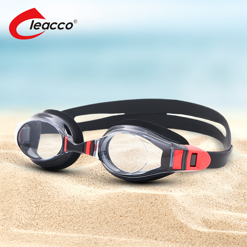 Optical Swimming Goggles Prescription Anti-Fog UV Myopia Swim Glasses Waterproof Silicone Adult Swim Eyewear acetate prescription glasses frame men oliver women round spectacles vintage people johnny depp full optical eyeglasses eyewear