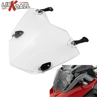 Transparent Motorcycle Headlight Guard Headlight Protector Cover For BMW R1200GS R 1200 GS LC Adventure 2013 2014 2015 2016 2017