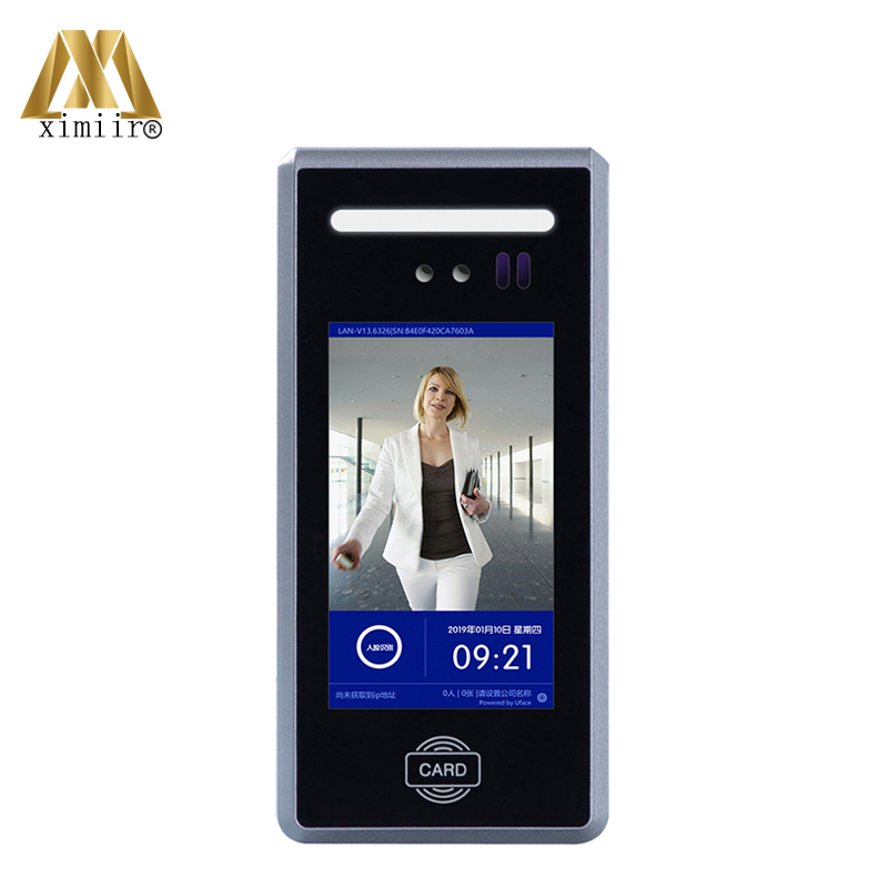 High Quality Outdoor Dynamic Facial Access Control System Android Face Time Attendance Machine MD18 Support Cloud Service