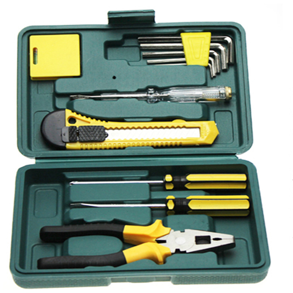 12pcs Car Repair Kits  Emergency Tool Kit Accessories automotive supplies spare household tool