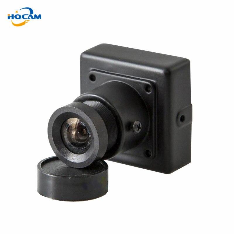HQCAM 600TVL Sony CCD CAMERA Security font b CCTV b font mini ccd camera 3 6mm