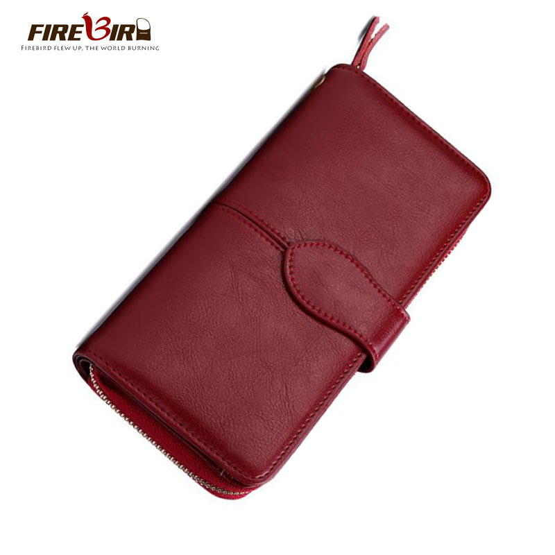 HOT European Large Genuine Cowhide Leather Women Wallets Fashion Long Female Woman Wallet Ladies Purses Purse for iphone Galaxy цена и фото