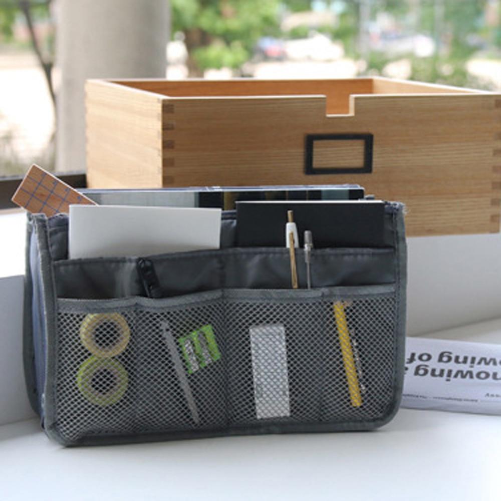 Digital Bag Power Charger Women MakeUp Bag Handbag Unisex Travel Bags Organizer Bag Multi-Function Toiletry Pouch Portable
