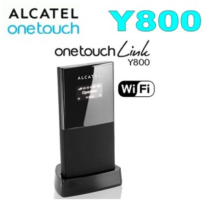 Lot of 100pcs Unlocked Alcatel One Touch Y800 4G LTE FDD 100Mbps mobile wifi hotspot 3G Wireless