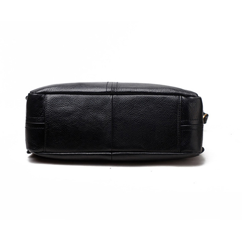 Bolso bandolera de cuero genuino para mujer bolso de mano para mujer bolsos y monederos de moda - 6