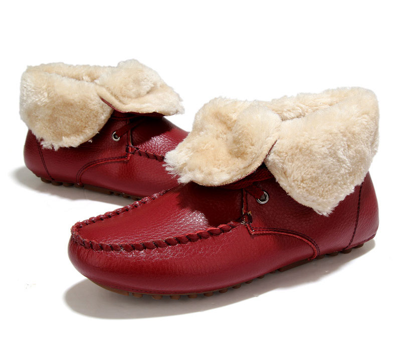 AH 5790 (7) women plush boots