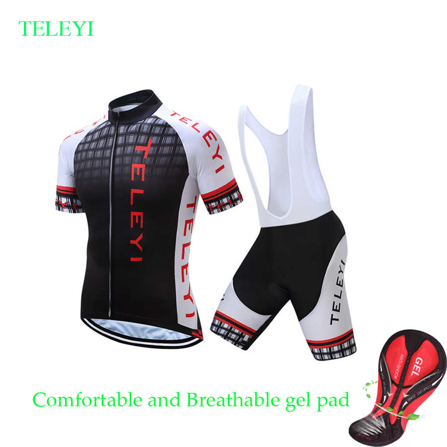 d23d11ee0 Men China Pro Team Short Sleeve Cycling Jersey 2017 Mountain Bike Clothing  Mtb Maillot Bib Shorts