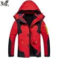 XIYOUNIAO Winter new <font><b>parka</b></font> men 2 in 1 warm windproof coats mens military waterproof hooded jackets men's outwear overcoat