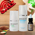 Chocolate 5% keratin treatment  keratin purifying Shampoo and moroccan argan oil 3pcs repair damage hair  set freeshipping