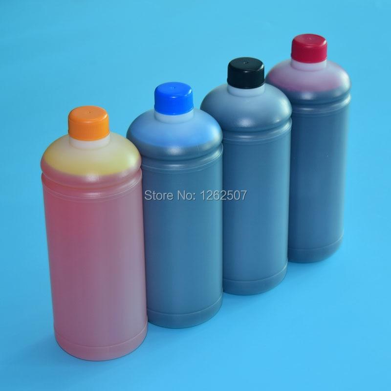 1L*4colors T27XL T18XL T252XL Bottle Refill Dye inks For Epson workforce wf-3620 wf-3640 wf-7610 wf-7110 wf-7620 Printers картридж epson c13t27114020 для wf 3620 3640 7110 7610 7620 черный