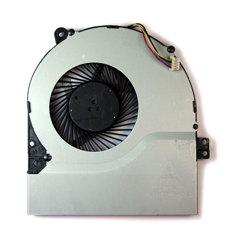 SSEA Baru asal MF75070V1-C090-S9A CPU Cooling Fan untuk Asus X550 X550V X550C X550VC X450 X450CA Laptop CPU Cooler kipas