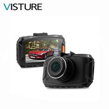 Dashcam Ambarella A7LA50 Car DVR Full HD 1296P 170 Degrees Wide Angle  Car Camera Recorder with G-Sensor VISTURE  GS90A GS90C