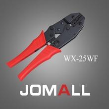 Купить с кэшбэком WX-25WF crimping tool crimping plier 2 multi tool tools hands Ratchet Crimping Plier (European Style)