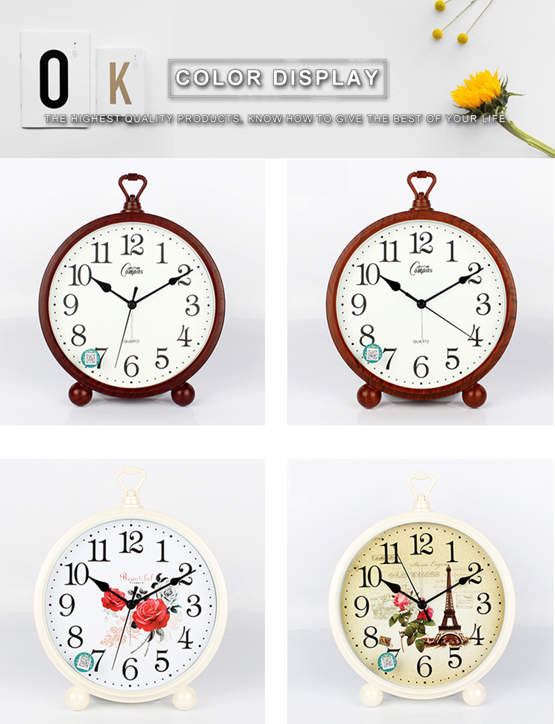 operator clock metal arapça saat bedside clock muslim wall clock clock radio quartz desk clock alarm clock radio table digital clock chess clock (7)