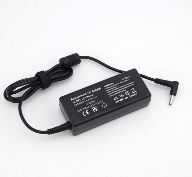 19.5V 2.31A 45W AC Laptop Power Supply Adapter Charger for HP Spectre 13-3018ca x2 13-h210dx x2 13-h211nr x2