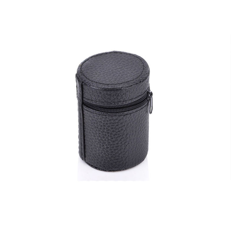 4pcslot Travel Cups Set 70ml Outdoor Camping Tableware for Wine Beer Whiskey Mugs Stainless Steel Cups with Black PU Leather (7)