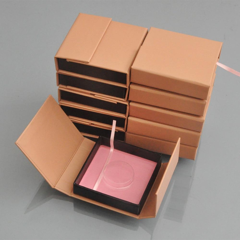 atacado caixa de embalagem de cilios caixas de chicote personalizado falso cils 25mm vison cilios pacote